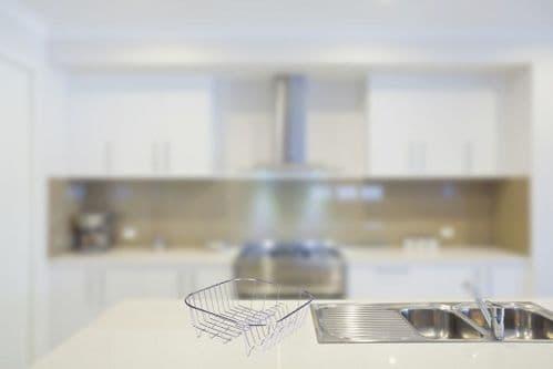 SupaHome Steel Dish Drainer - 43 x 31 x 9.5cm